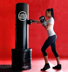 punching bag for apartment