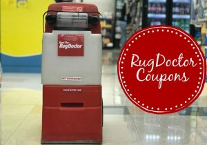 buying a Rug Doctor carpet cleaner